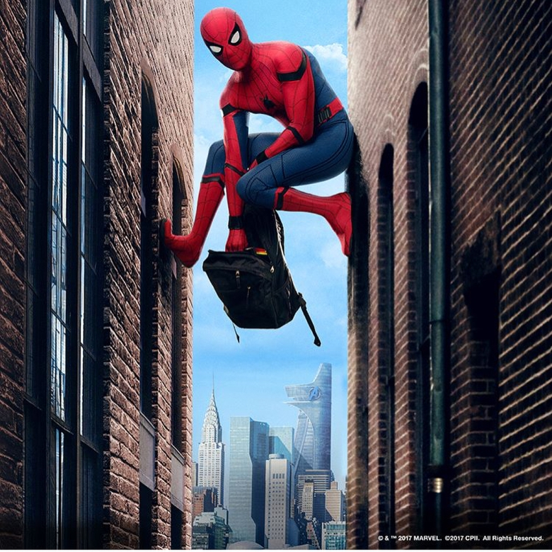 Recent Pics of Spiderman Homecoming 2017.jpg